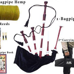 Bagpipe Black Velvet